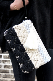 Wonderfully Woven Clutch-Bags-[option4]-[option5]-[option6]-Shop-Womens-Boutique-Store