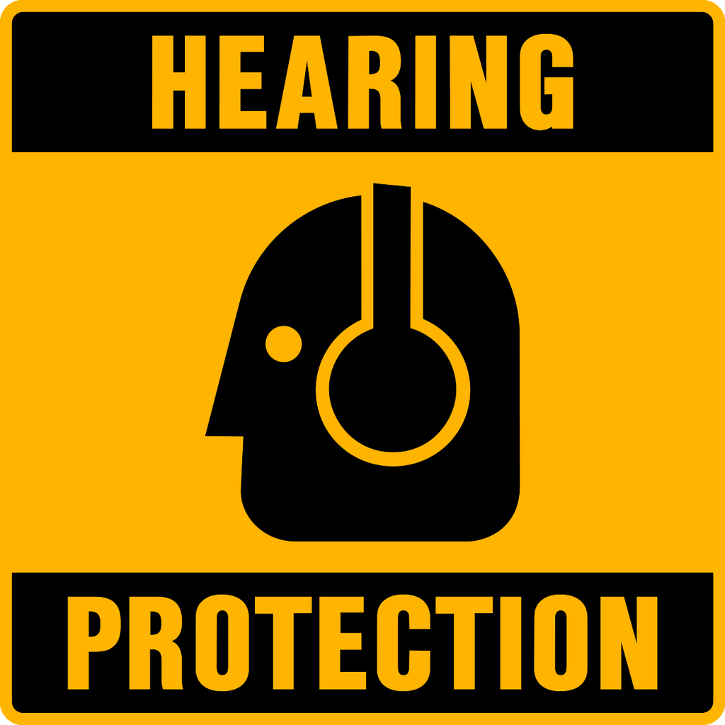 Prevent Hearing Loss with PPE Signage