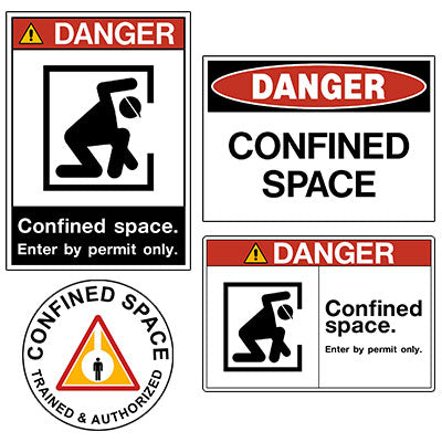 Three quick questions regarding CONFINED SPACE in the workplace
