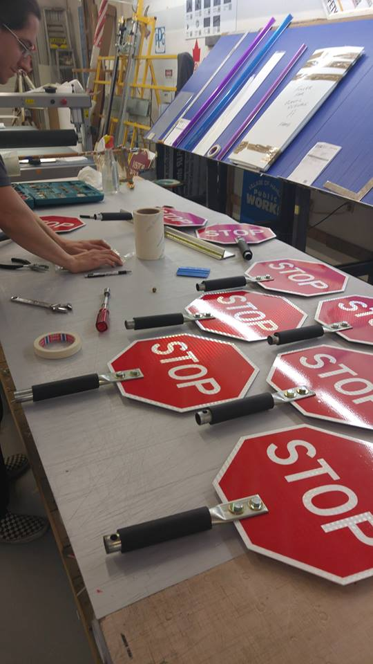 Sign Manufacturing Over the Years