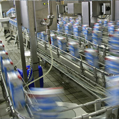 Food Processing Signs