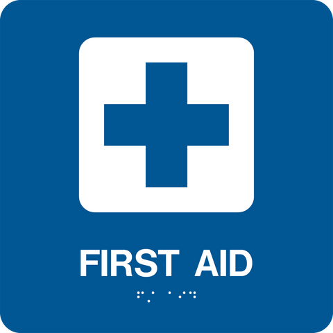 First Aid large D