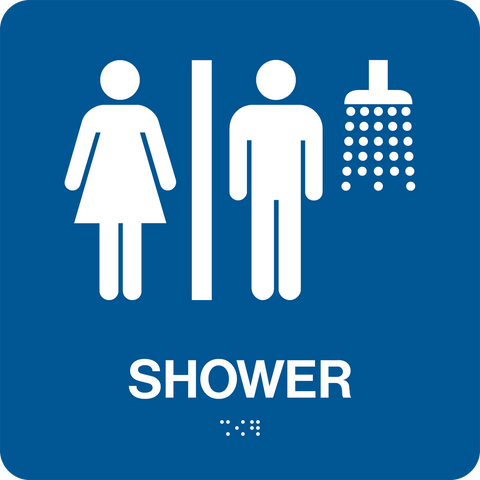 Shower large D