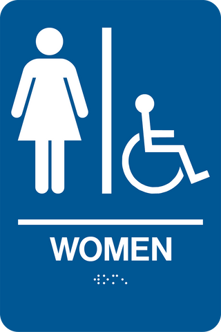 Woman Accessible D
