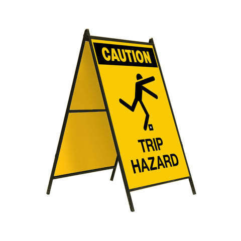 Caution Trip Hazard 24x36
