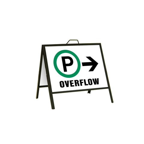 Parking Overflow Right 24x18