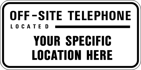Off-Site Telephone Location
