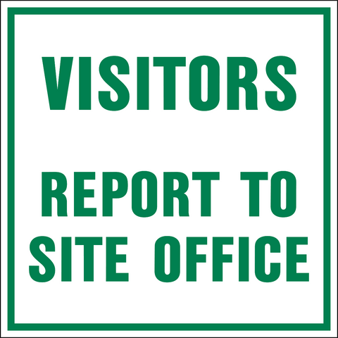 Visitor Reporting