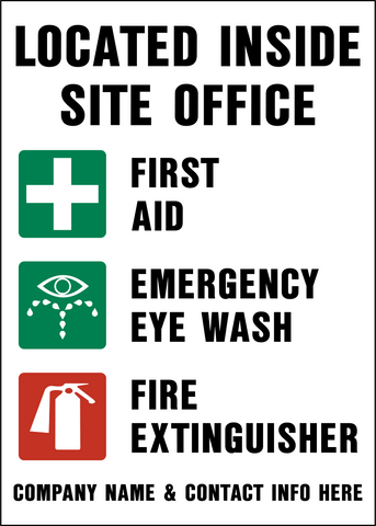 Safety Equipment Location