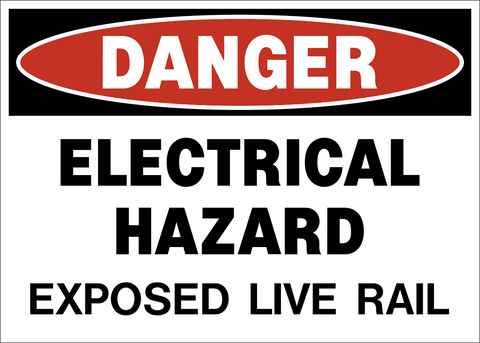 Danger - Electrical Hazard A
