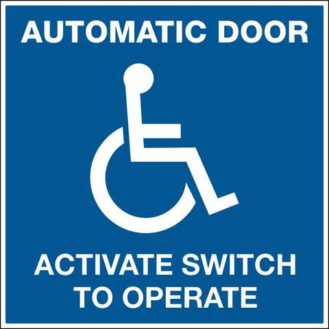 Automatic Door Switch