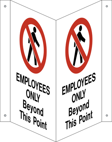 Employees Only - V-Shape