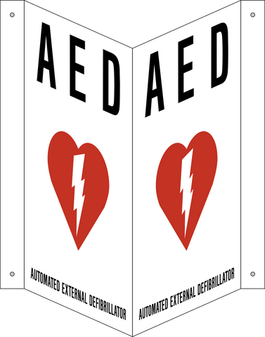 AED - V Shape