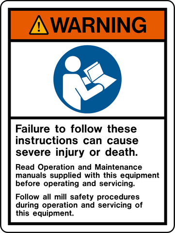 western safety lifeline instruction manual