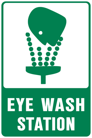 Eye Wash Station-D
