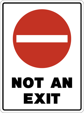Not an Exit