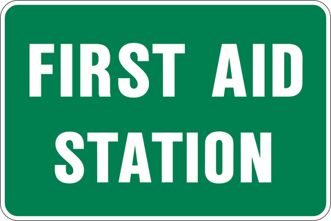 First Aid Station B