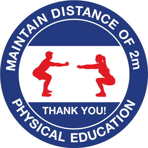 Physical Distancing - Physical Education
