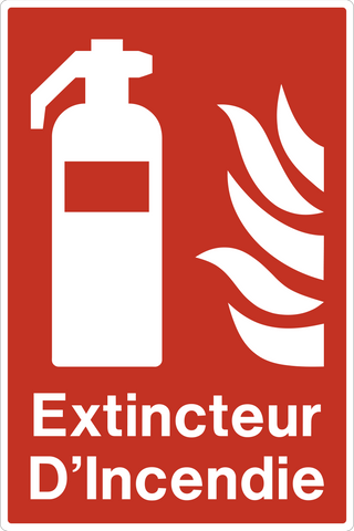 Fire Extinguisher French A