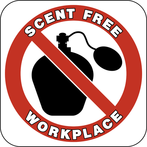 Scent Free Workplace