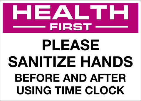 Hand Sanitize