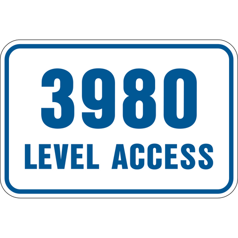 Level Access level number