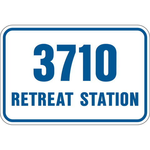 Retreat Station level number