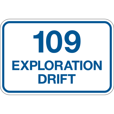 Exploration Drift level number