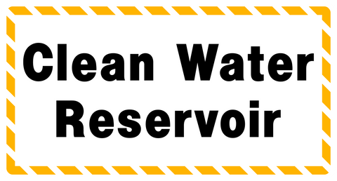 Clean Water Reservoir
