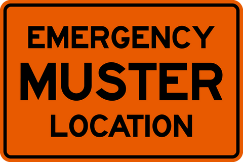 Emergency Muster Location