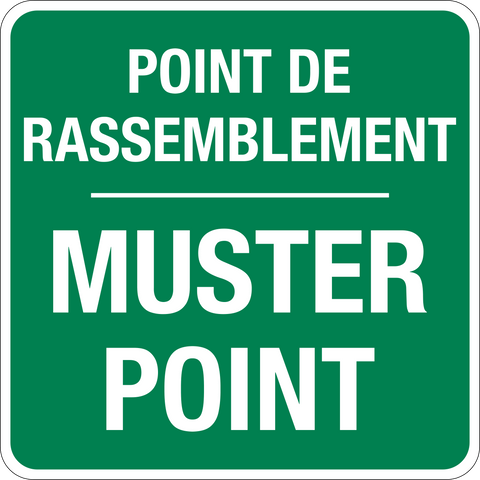Muster Point Bilingual