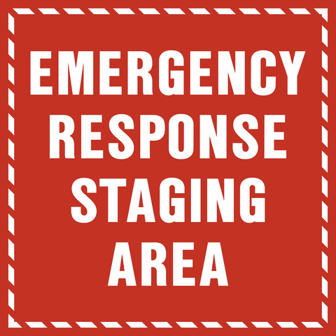 Emergency Response Staging Area
