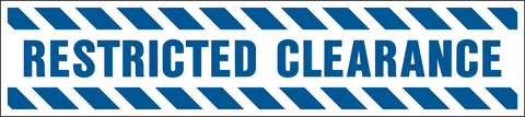 Restricted Clearance