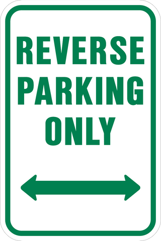 how to drive reverse parking