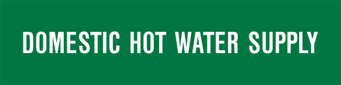 Waters - Domestic Hot Water Supply