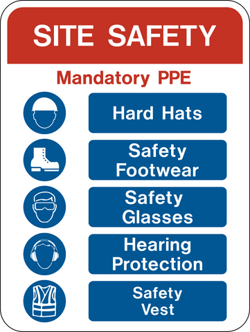 Site Safety PPE-GI