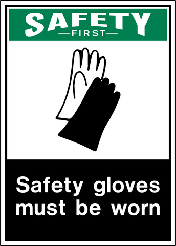 Safety First - Hand Protection