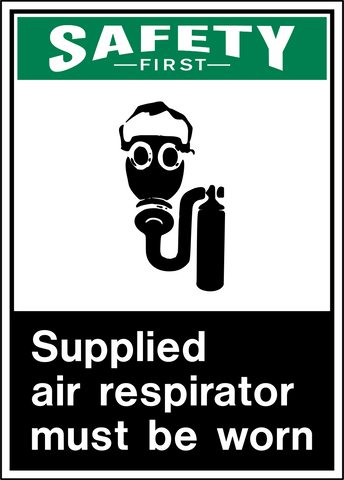 Safety First - Breathing Protection