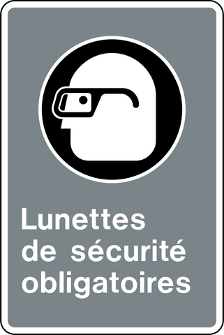 Eye Protection  French