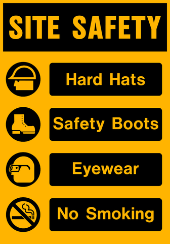 Site Safety PPE