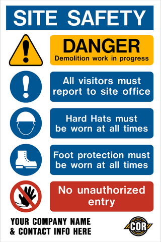 Site Safety PPE-C