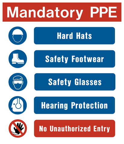 Site Safety PPE-D