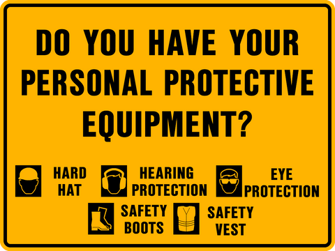 Site Safety PPE-R
