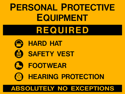 Site Safety PPE-J