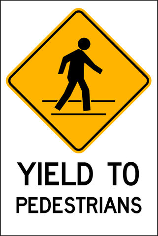 RA-2P - Yield to Pedestrians