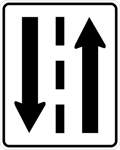 RB-24 Two Way Traffic