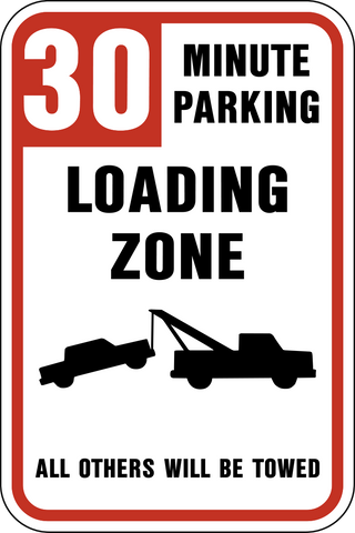 Parking - Loading Zone