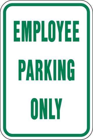 Parking - Employee Only