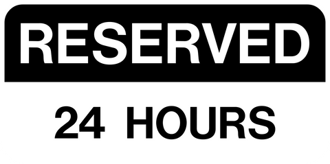 A-Reserved 24 Hours