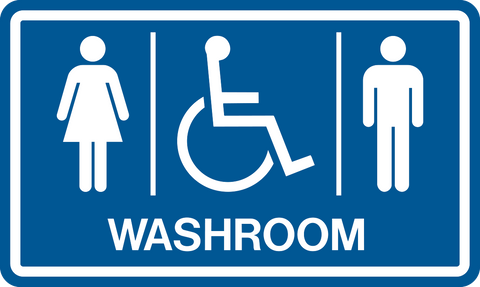Washroom Unisex Accessible